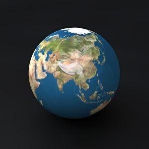 全世界 地球