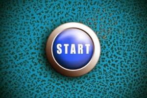 スタート start