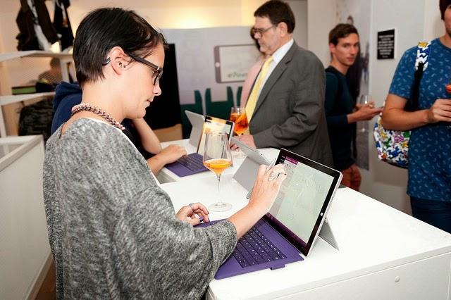 マネックス証券 「Microsoft Surface Pro 3」があたる!投信キャンペーン