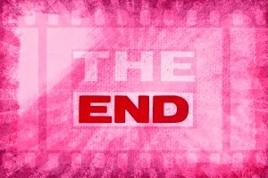 end エンド 終わり