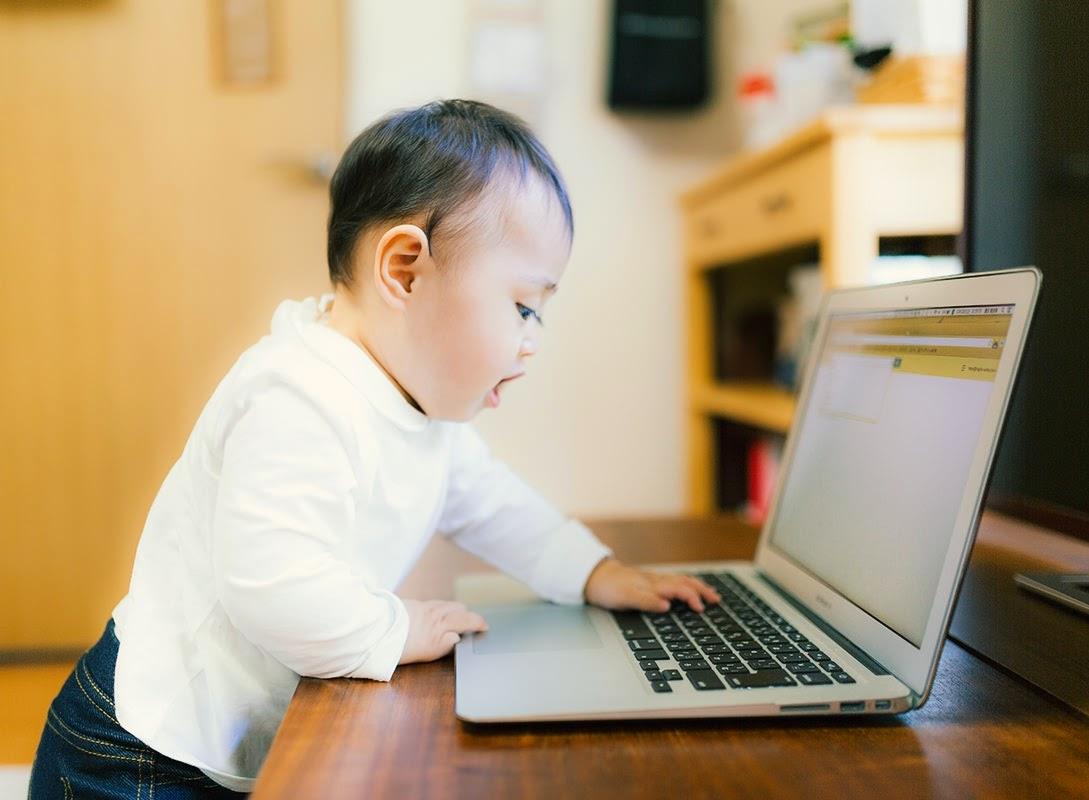 赤ちゃんパソコン