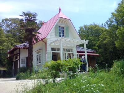 愛・地球博記念公園(モリコロパーク)のサツキとメイの家