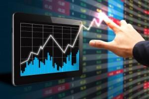 証券会社 チャート